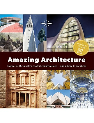 Amazing Architecture - 1st Edition