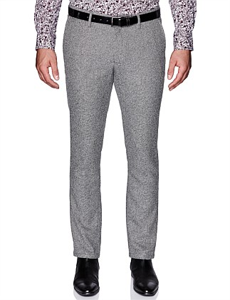 Knoxx Tapered Fit Dress Pant