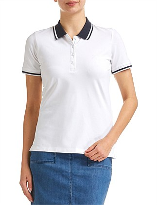 JODIE POLO TOP