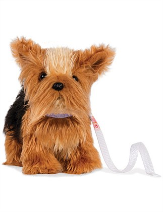 "Our Generation 6"" Poseable Yorkshire Terrier Pup"