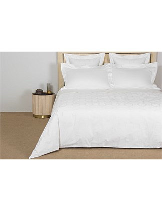 Chains Arredo King Bed Duvet Cover Two Piece Set