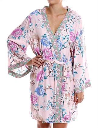 ed573017e2ee Short Boho Robe Special Offer