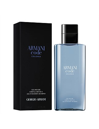 Armani Code Colonia Shower Gel 200ml