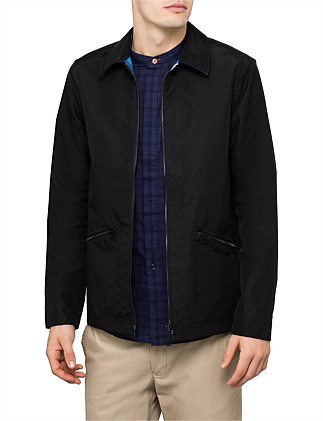 Polyester Reversible Jacket