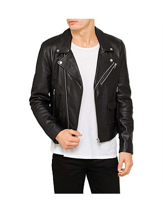 2a2db54ce65 Leather Biker Jacket Special Offer