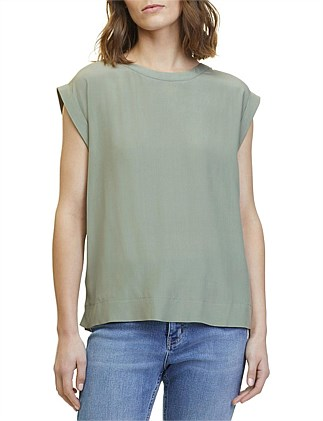 Viscose Silk T-Shirt