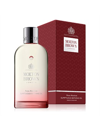 Rosa Absolute Sumptuous Bathing Oil
