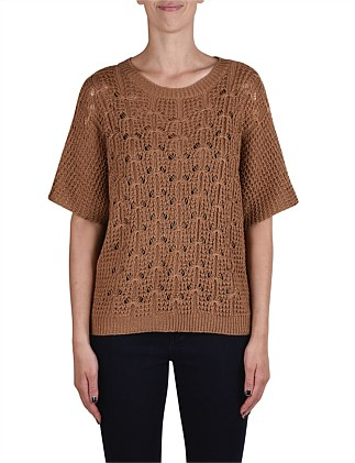 Crochet Knit P/Over