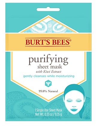 Face Sheet Mask - Purifying - Single Use