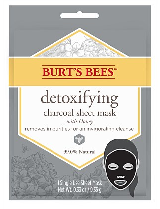 Face Sheet Mask - Detoxifying - Single Use