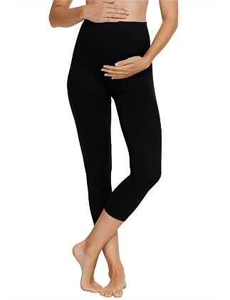 Maternity Skinny Crop Leggings