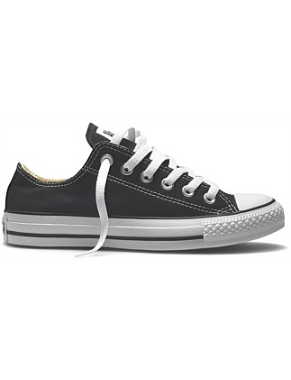CT Core Canvas Low Black