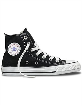 CT Core Canvas Hi Black