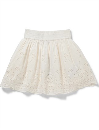 Reyna Embro Anglais Skirt(4-8 Years)