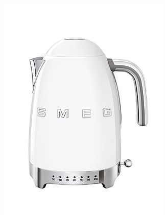 KLF04WHAU Variable Temperature Kettle - White
