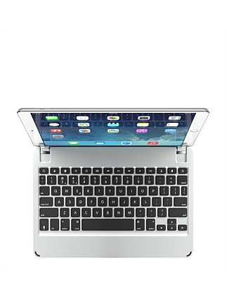 "9.7"" SILVER KEYBOARD FOR IPAD AIR AIR2 PRO 9.7"