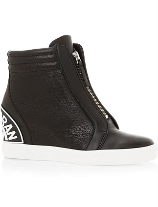 Connie Slip On Wedge Sneaker