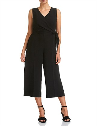 JOCKEY WRAP JUMPSUIT