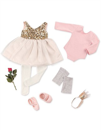 Our Generation Deluxe Balerina Outfit