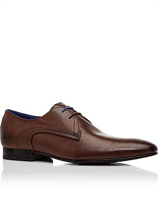 PEAIR LEATHER DERBY