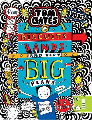 Biscuits, Bands and Very Big Plans: Tom Gates : Book 14