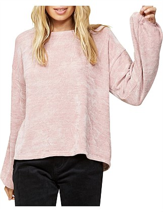 WOODLANDS CHENILLE JUMPER