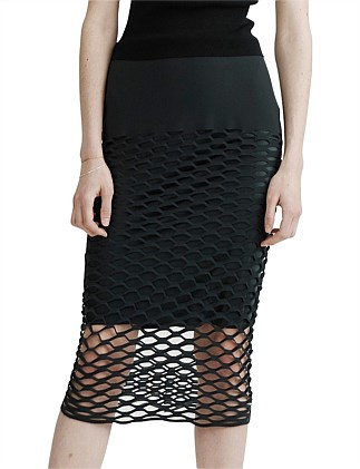 Honeycomb Perf Skirt