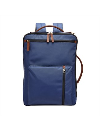 Buckner Blue Backpack