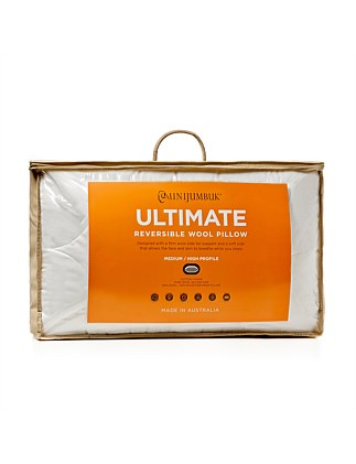ULTIMATE MEDIUM/HIGH PILLOW STD