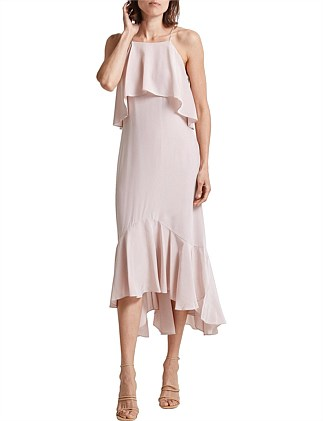 EVE SILK MAXI DRESS