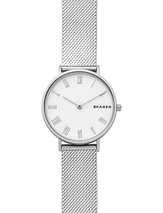 Hald Silver Watch