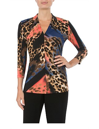 JUNGLE JERSEY TOP