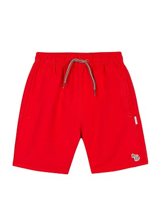 PAUL SMITH RED SHORT( 2-6 YEARS)