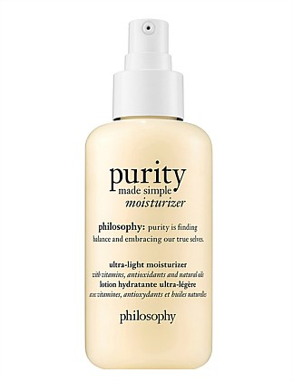 purity ultra-light moisturizer 141mL