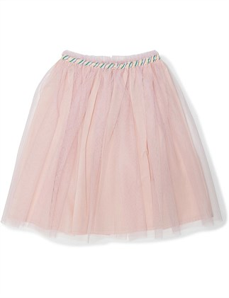 GIRL TULLE SKIRT(4-8 Years)