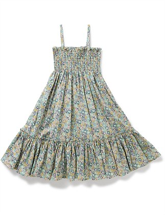 GIRL PRINTED DRESS(3-6 Years)