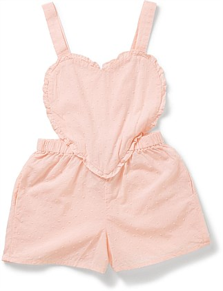 GIRL PLUMETTI PLAYSHORT(3-6 Years)