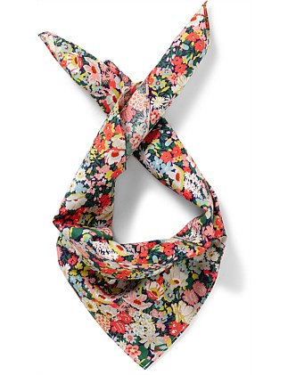 GIRL PRINTED SCARF