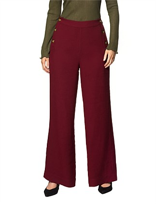 7a2d6799f4 Women's Wide Leg Pants | Culottes & Palazzo Pants | David Jones