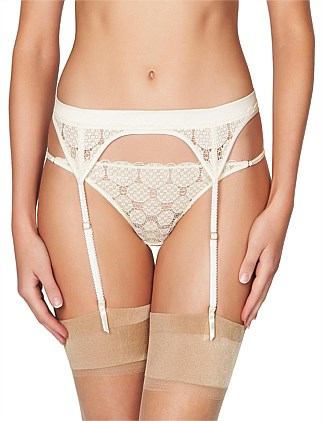 Olivia Dawn Suspender Belt