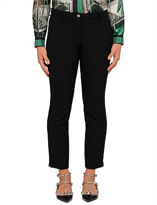 CROPPED TROUSER CADY STRETCH