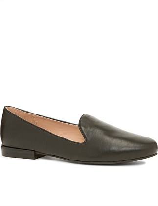 David Jones Alberta Leather Loafer