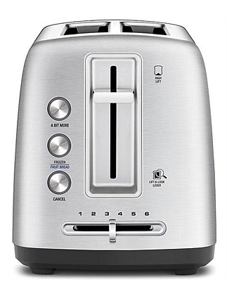 LTA620BSS The Toast Control 2 Slice Toaster