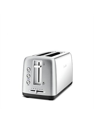 LTA650BSS The Toast Control 4 Slice Toaster