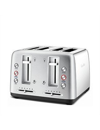 LTA670BSS The Toast Control 4 Slice Toaster