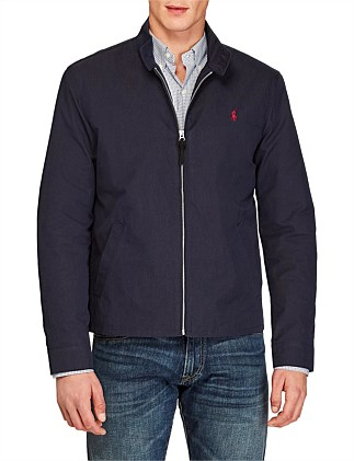 Mens Cotton Twill Jacket