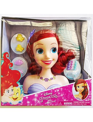 Disney Princess Styling Head