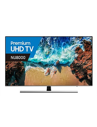 "55"" PREMIUM ULTRA HD 4K SMART TV UA55NU8000WXXY"
