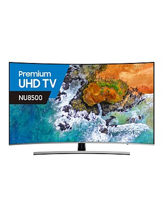 "55"" CURVED ULTRA HD 4K SMART TV UA55NU8500WXXY"