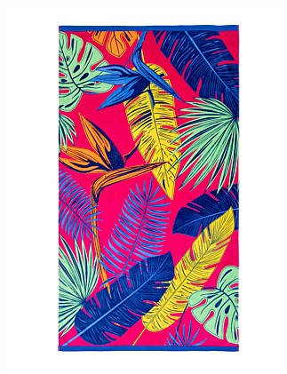 MATEUS BEACH TOWEL